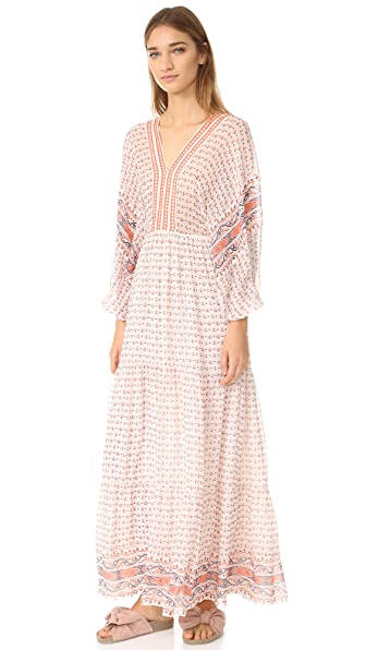 Ulla Johnson Madhi Dress In Porcelain