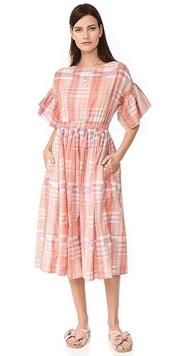 plaid dress  SHOPBOP