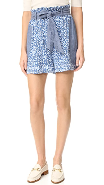 Ulla Johnson Asa Shorts