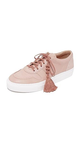 Ulla Johnson Kai Sneakers - Rose