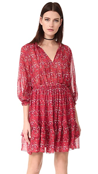 Ulla Johnson Ollie Dress - Ruby