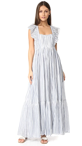 Ulla Johnson Ariane Dress - Marine