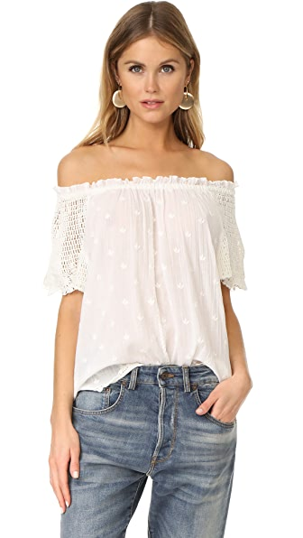 Ulla Johnson Benedicte Top