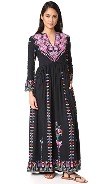 Ulla Johnson Irina Maxi Dress