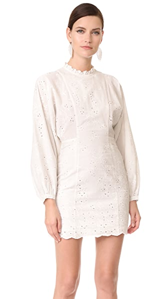 Ulla Johnson Eva Dress - Blanc