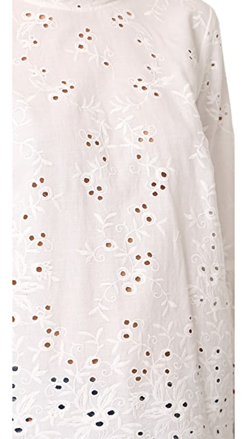 Ulla Johnson Grace Blouse