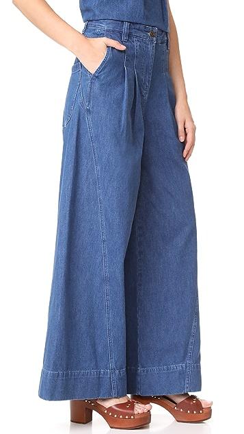 Ulla Johnson Lange Jeans