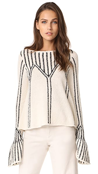 Ulla Johnson Beatriz Pullover