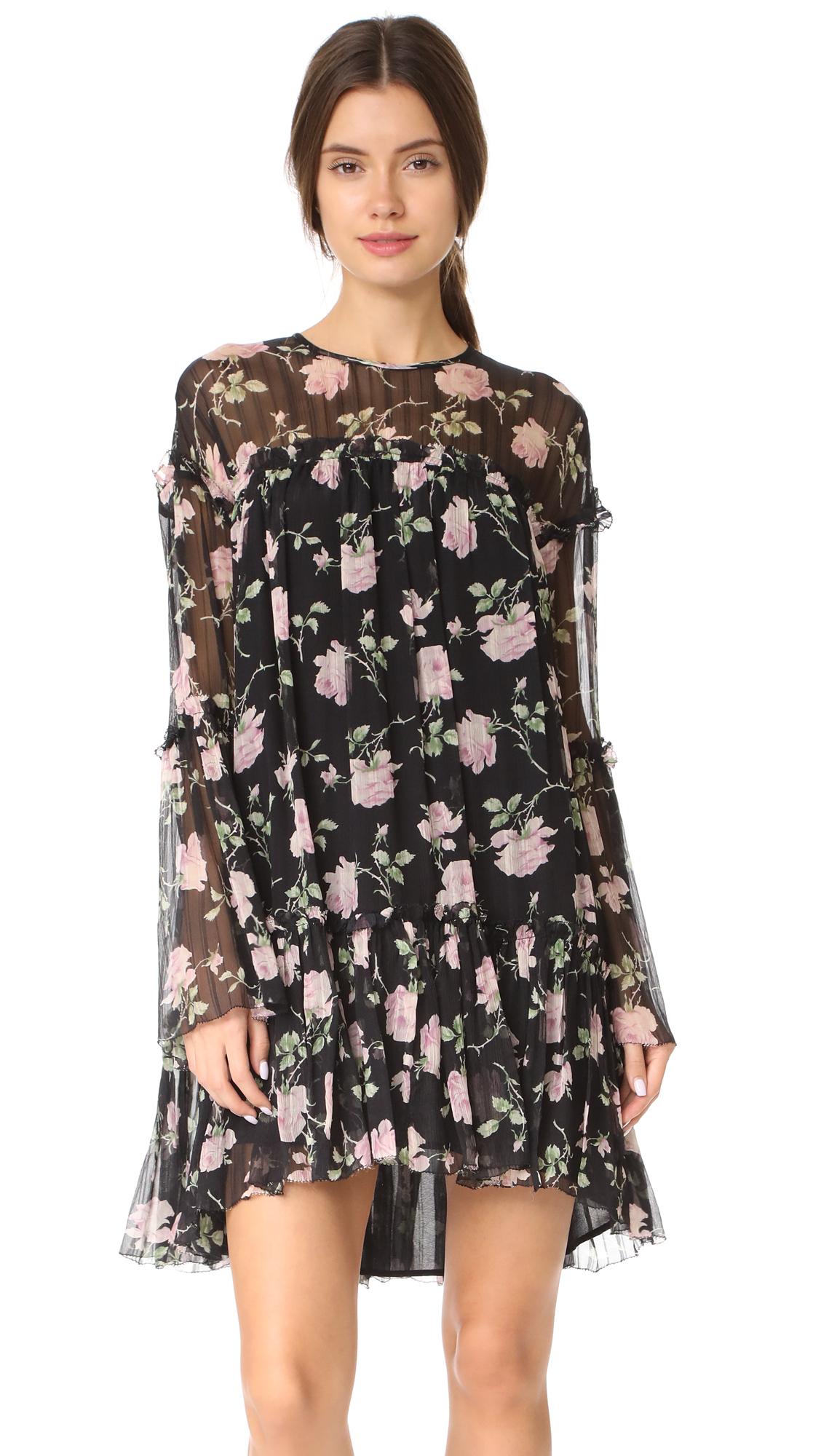 Ulla Johnson Dahlia Dress - Noir