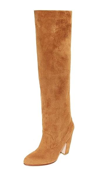 Ulla Johnson Sloane Boots - Saddle
