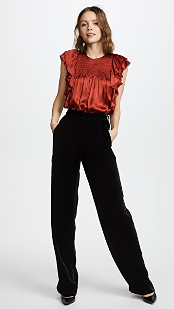 Ulla Johnson Winnie Top