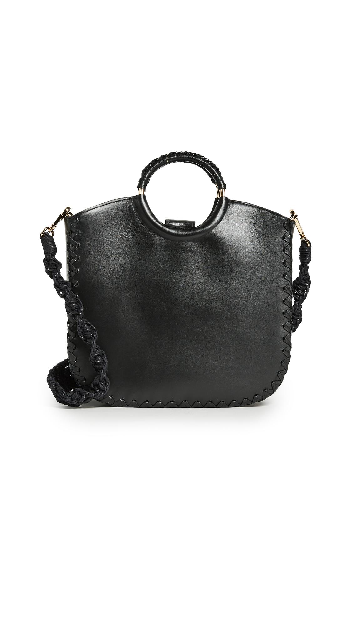 Ulla Johnson Lafayette Mini Tote - Black