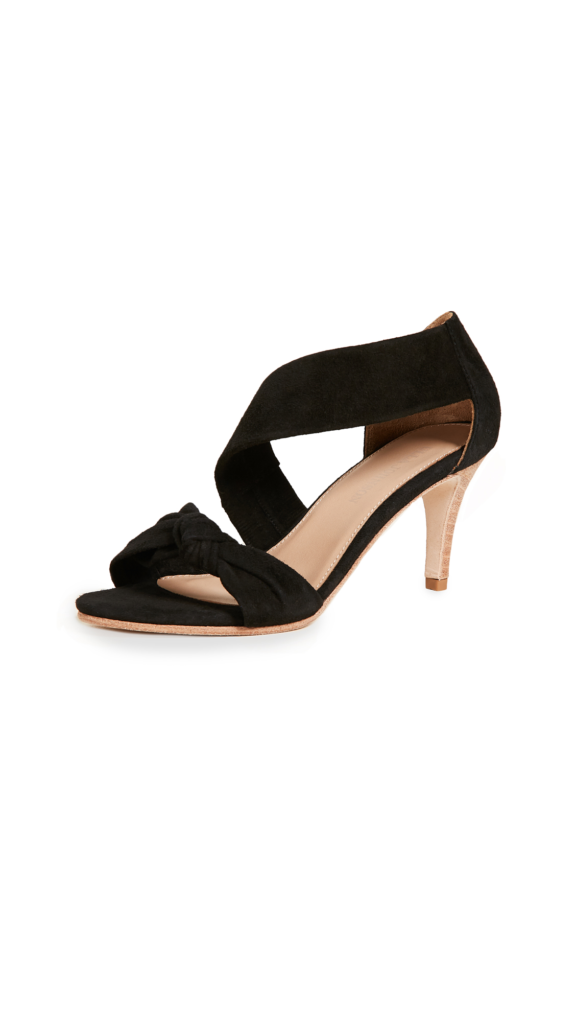 Ulla Johnson Romina Low Heels - Noir