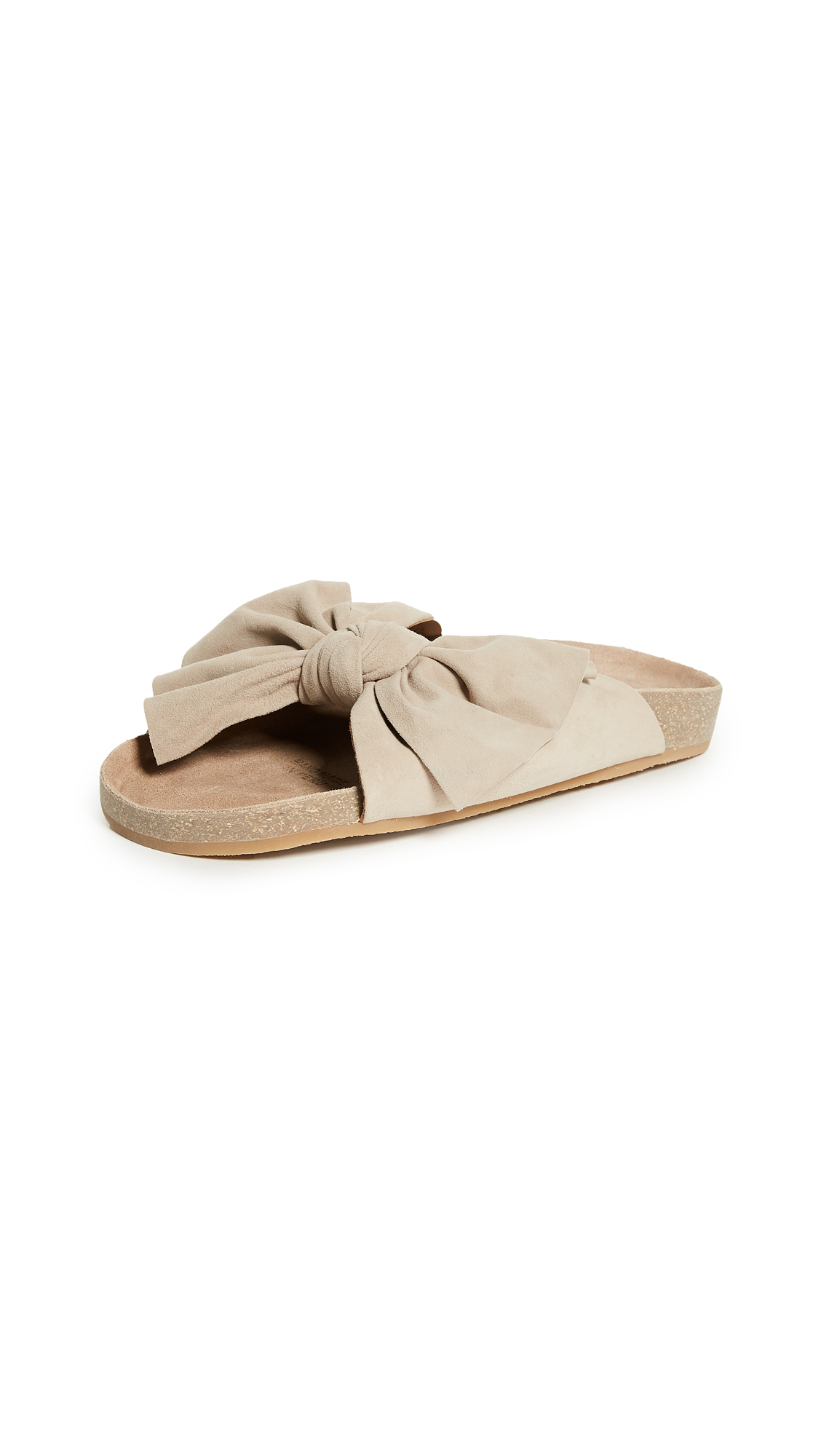Ulla Johnson Ingrid Slides In Taupe