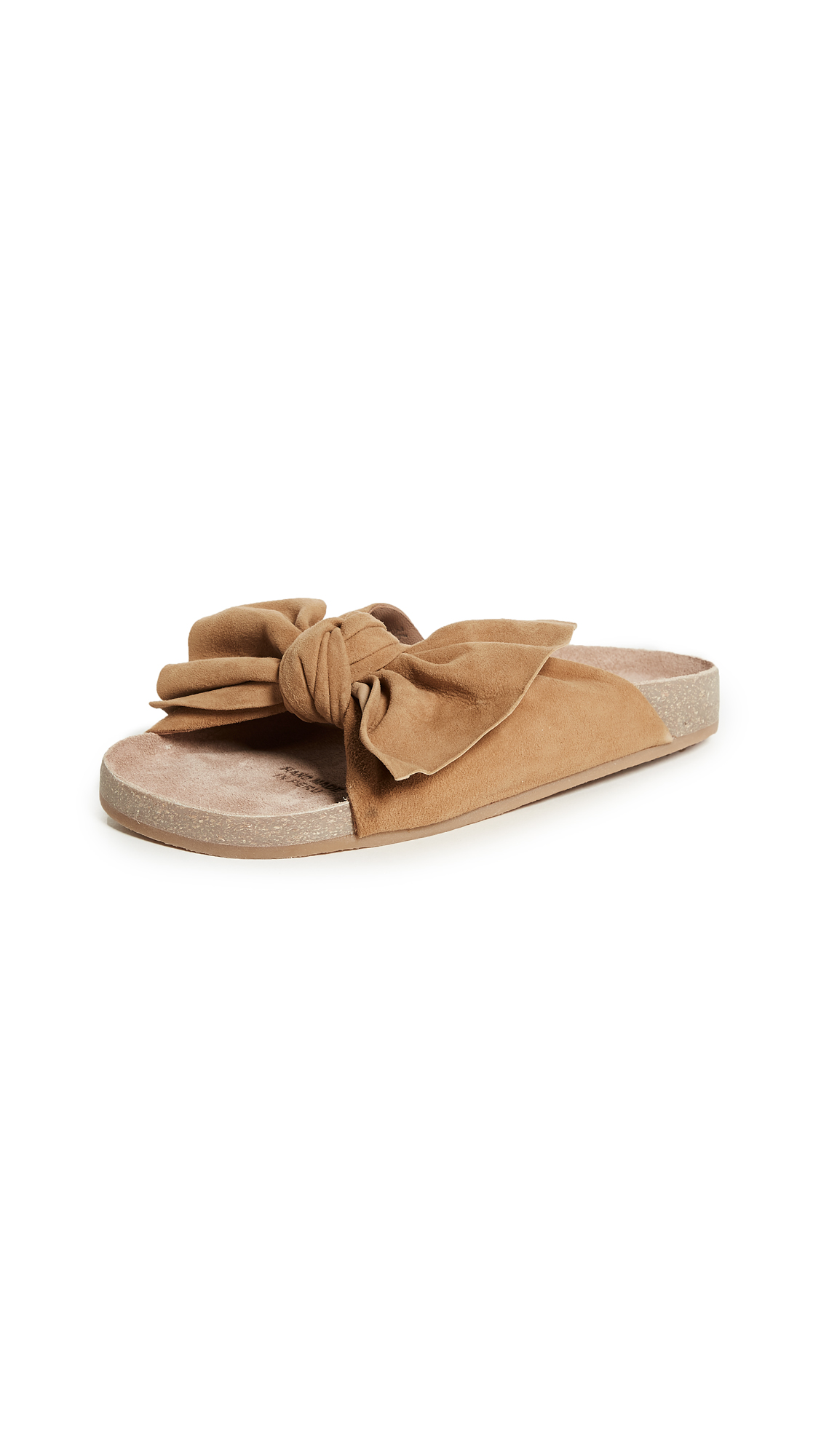 Ulla Johnson Ingrid Slides - Honey