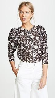 Ulla Johnson Posey 女式衬衫