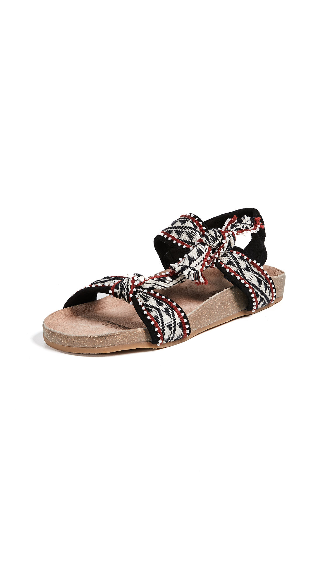 Ulla Johnson Abril Sandals - Tribal