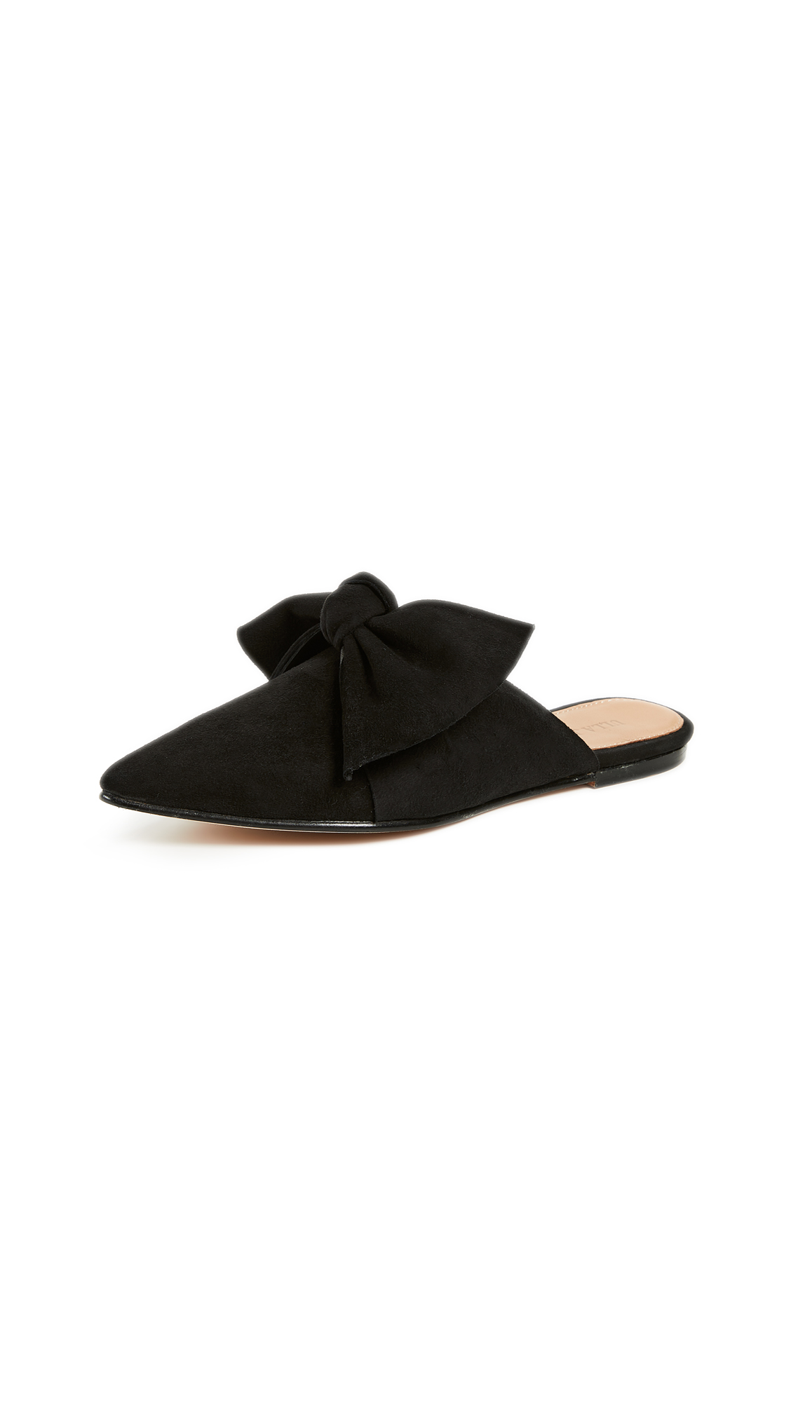 Ulla Johnson Perry Mules - Noir