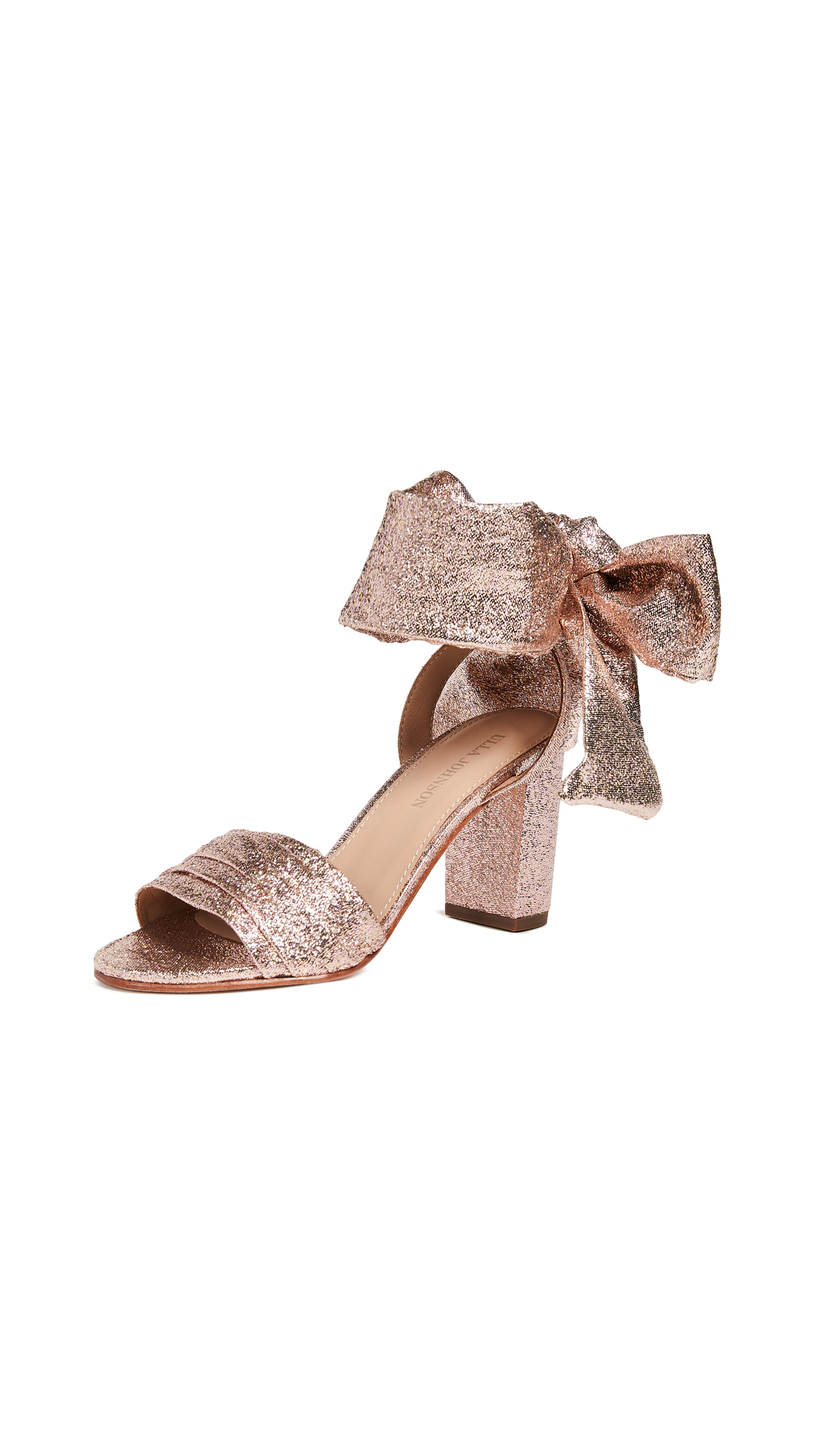 Ulla Johnson Cupid Heels - Sparkle