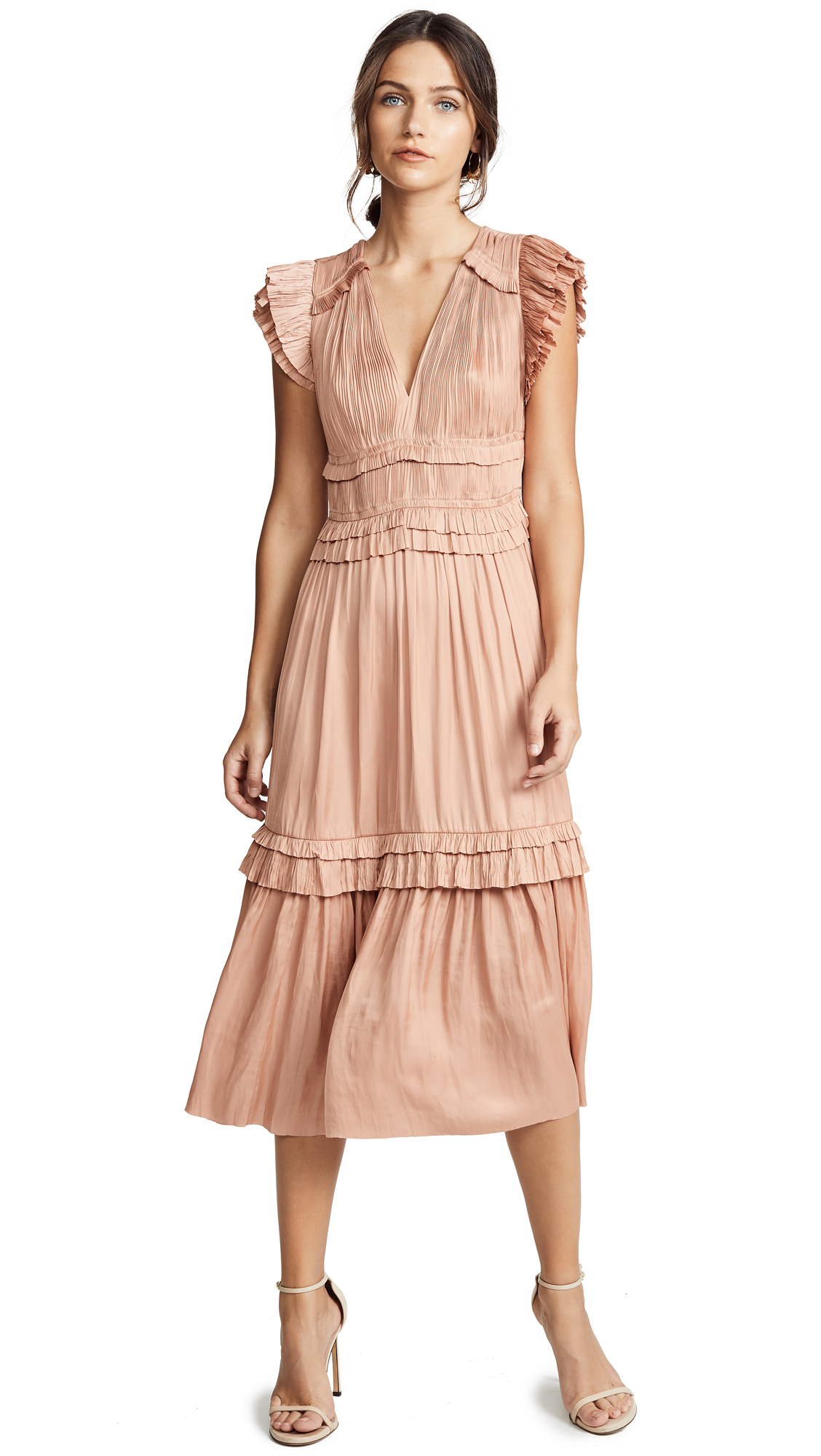 Ulla Johnson Jolee Dress - Cork
