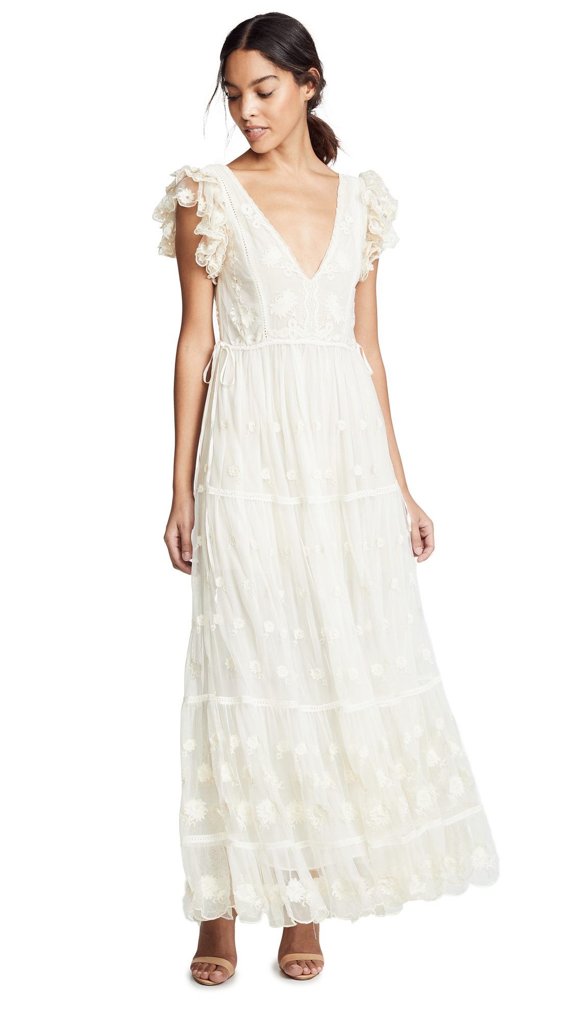 Ulla Johnson Fifi Dress - Pearl