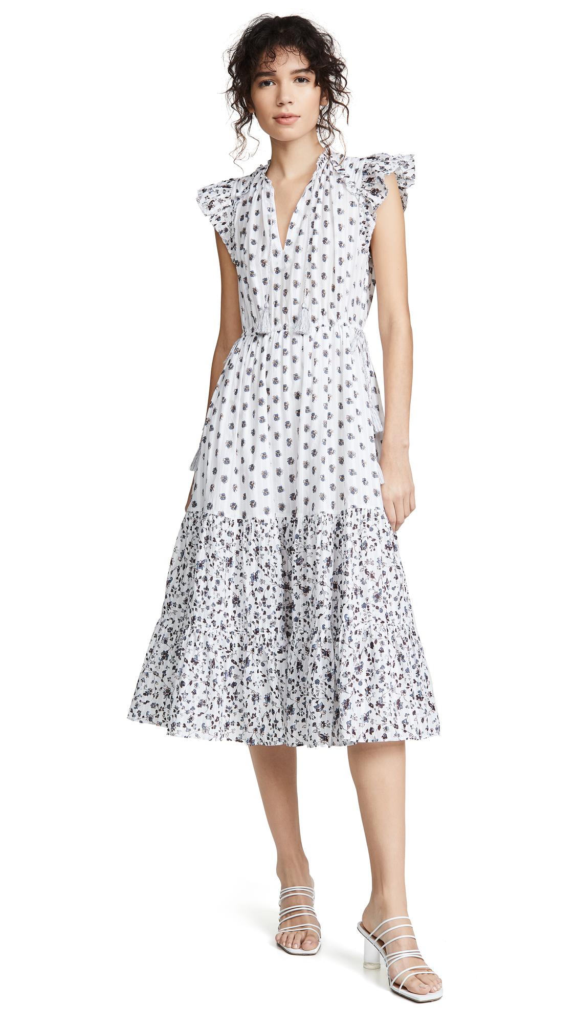 Ulla Johnson Benita Dress - Blanc