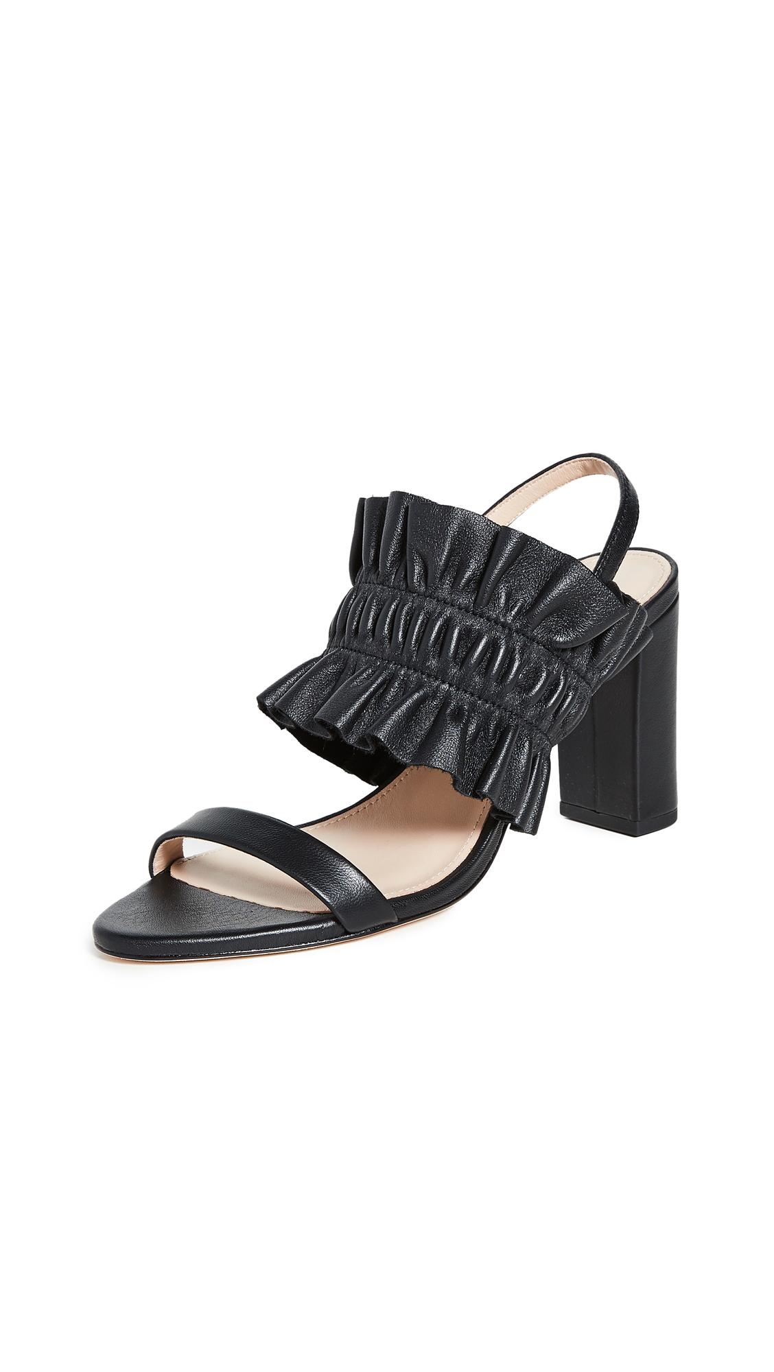 Buy Ulla Johnson online - photo of Ulla Johnson Libby Heel Sandals