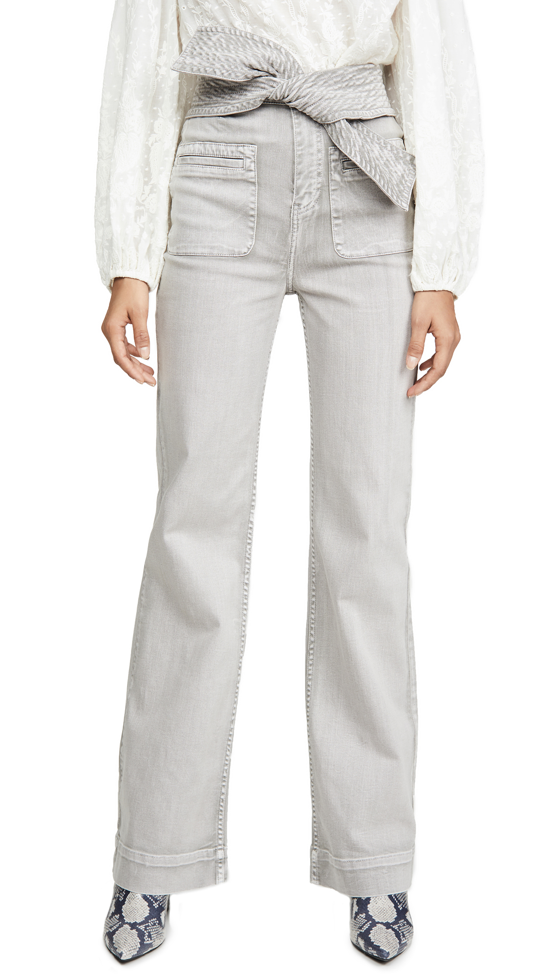 Buy Ulla Johnson online - photo of Ulla Johnson Wade Jeans