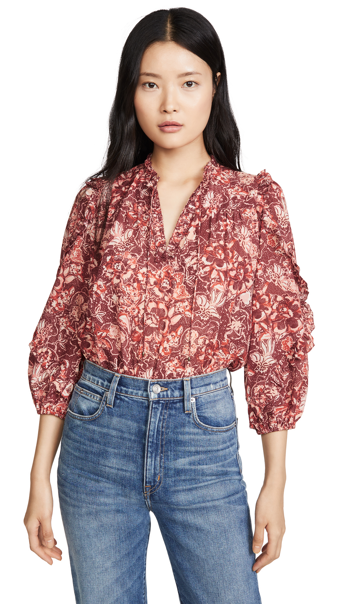 Buy Ulla Johnson online - photo of Ulla Johnson Rana Blouse