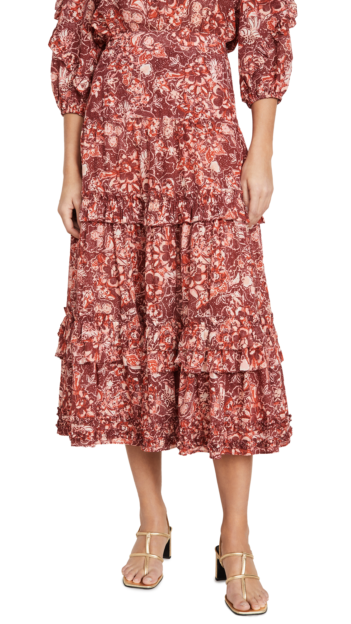 Buy Ulla Johnson online - photo of Ulla Johnson Amalia Skirt
