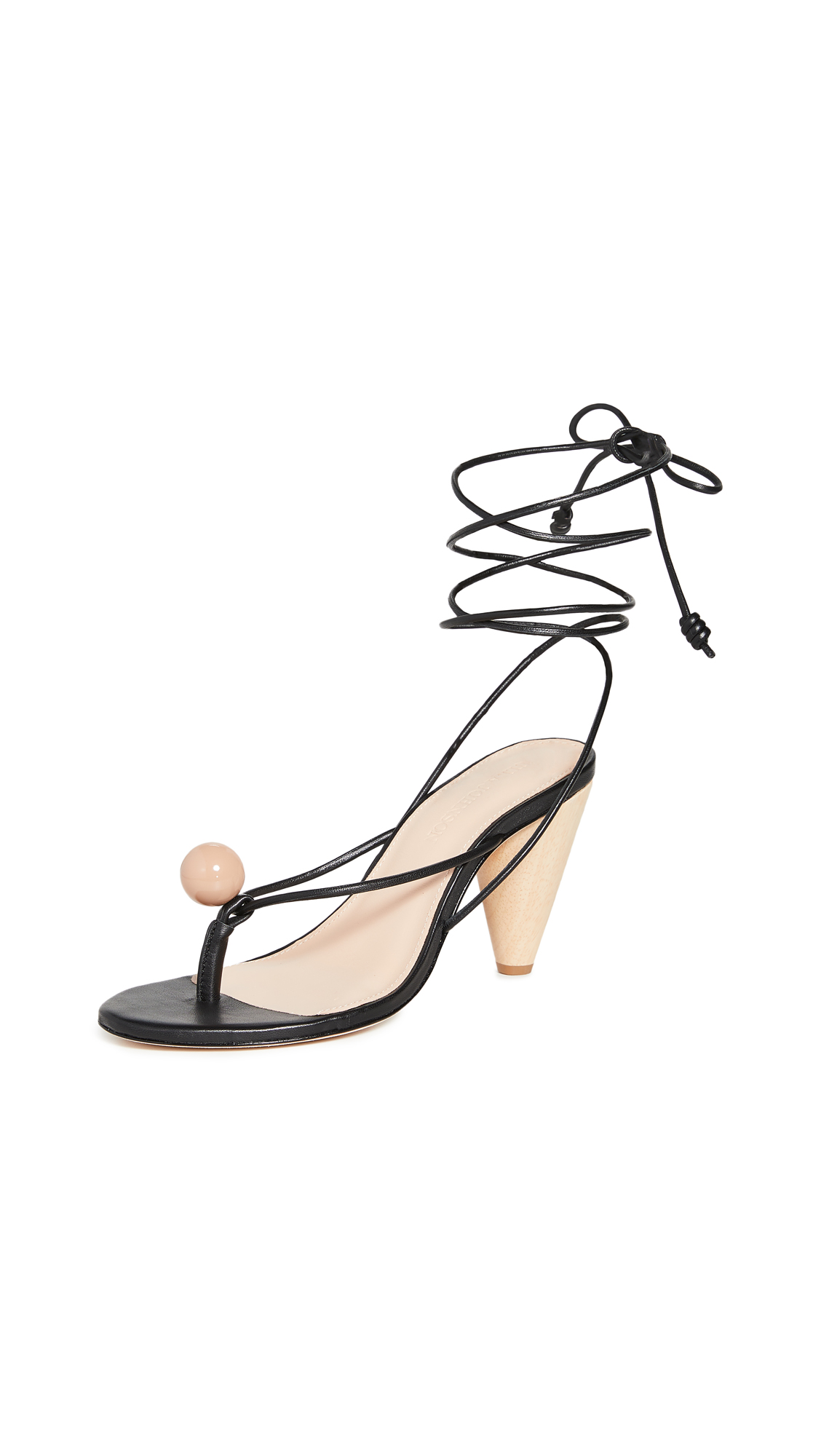 Ulla Johnson Darby Heel Sandals – 50% Off Sale