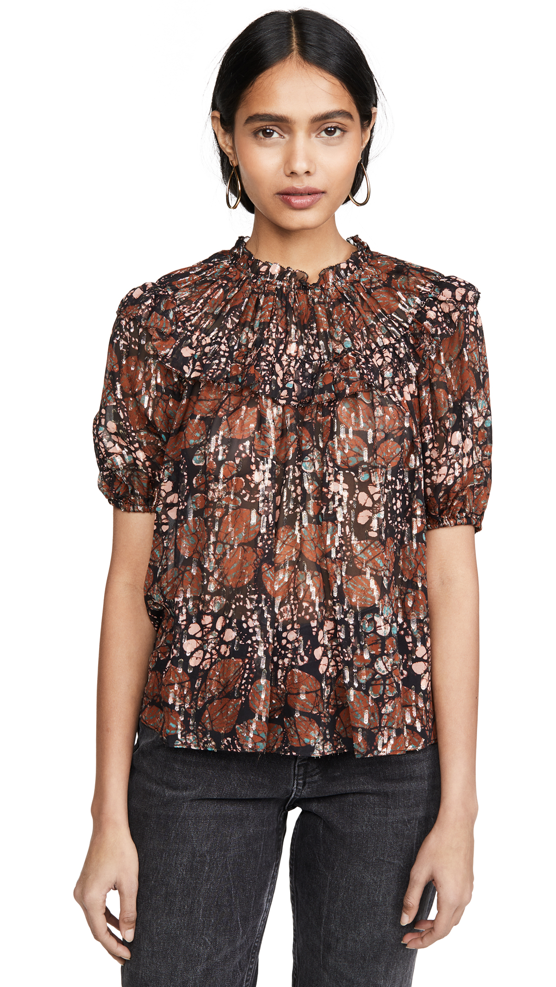 Buy Ulla Johnson online - photo of Ulla Johnson Esta Top