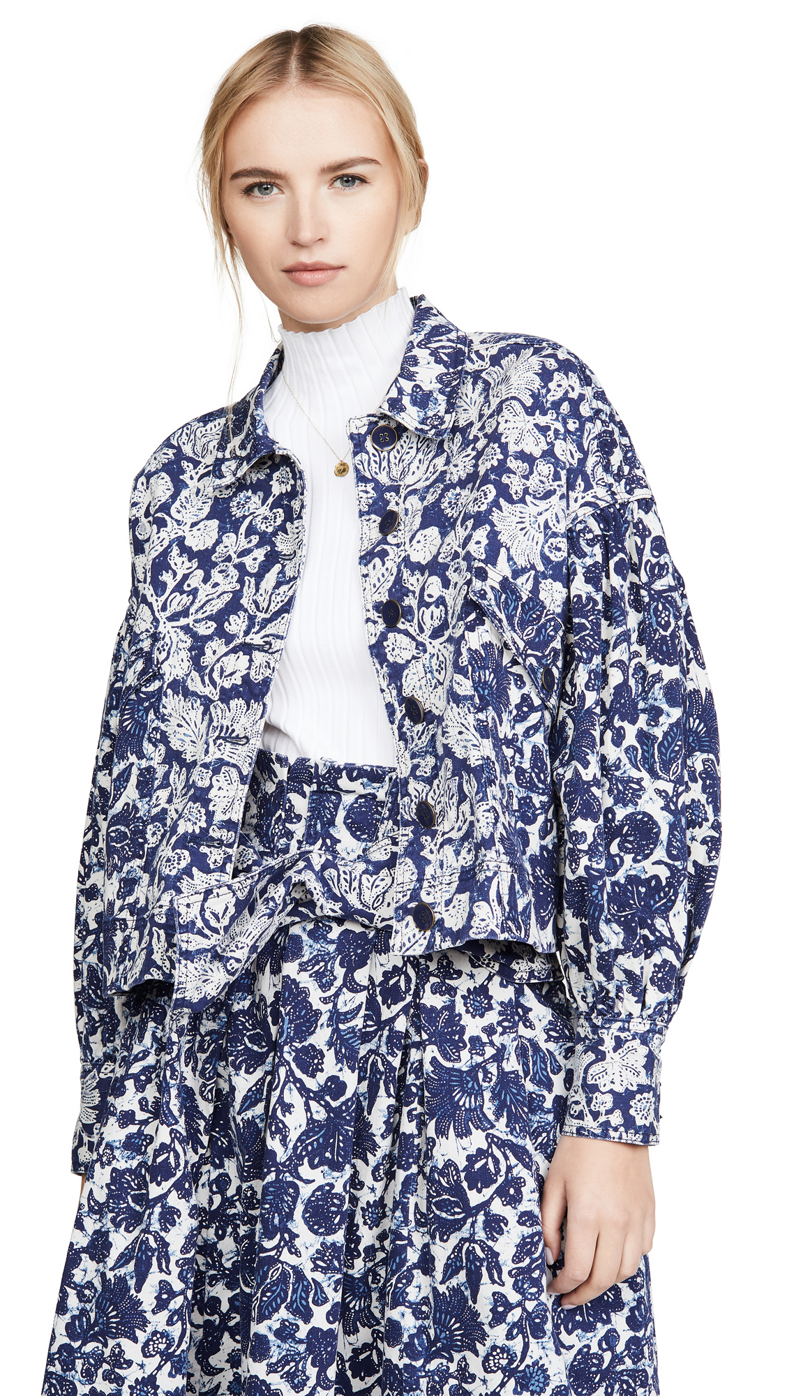 Buy Ulla Johnson Griffin Jacket online beautiful Ulla Johnson Jackets, Coats, Coats