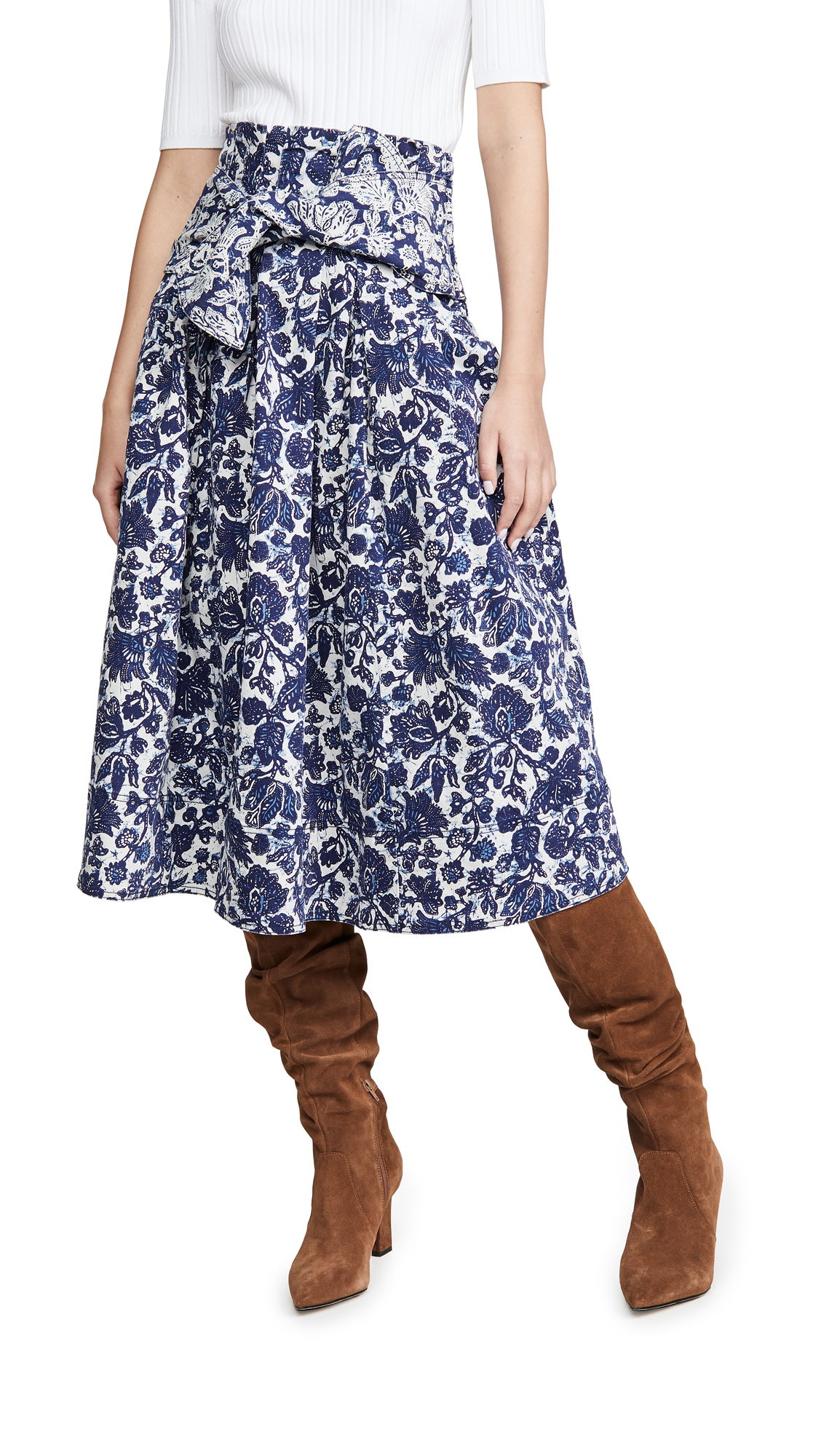 Buy Ulla Johnson online - photo of Ulla Johnson Virgil Skirt