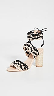 Ulla Johnson Devra Heel Sandals