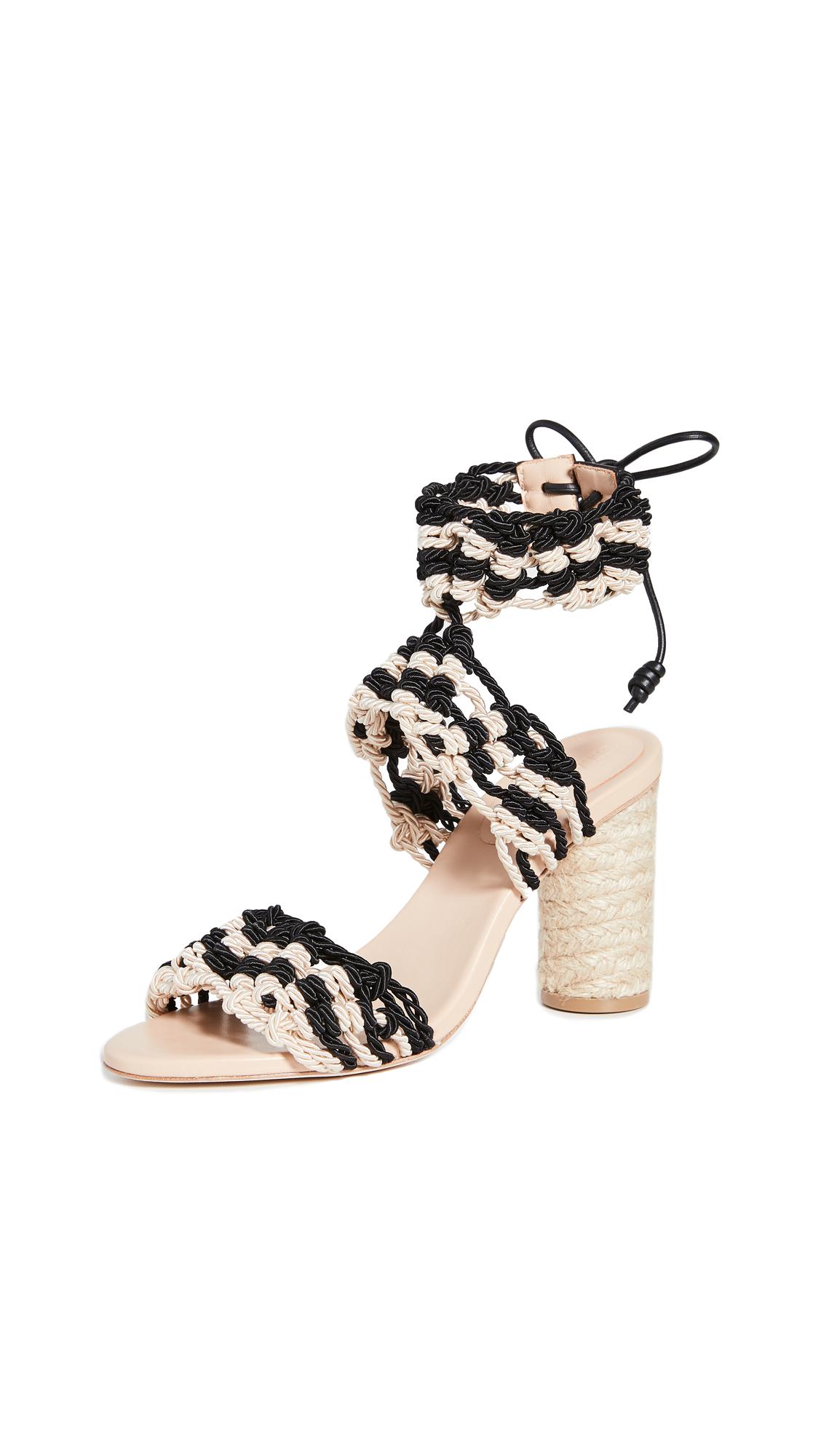 Ulla Johnson Devra Heel Sandals - 30% Off Sale