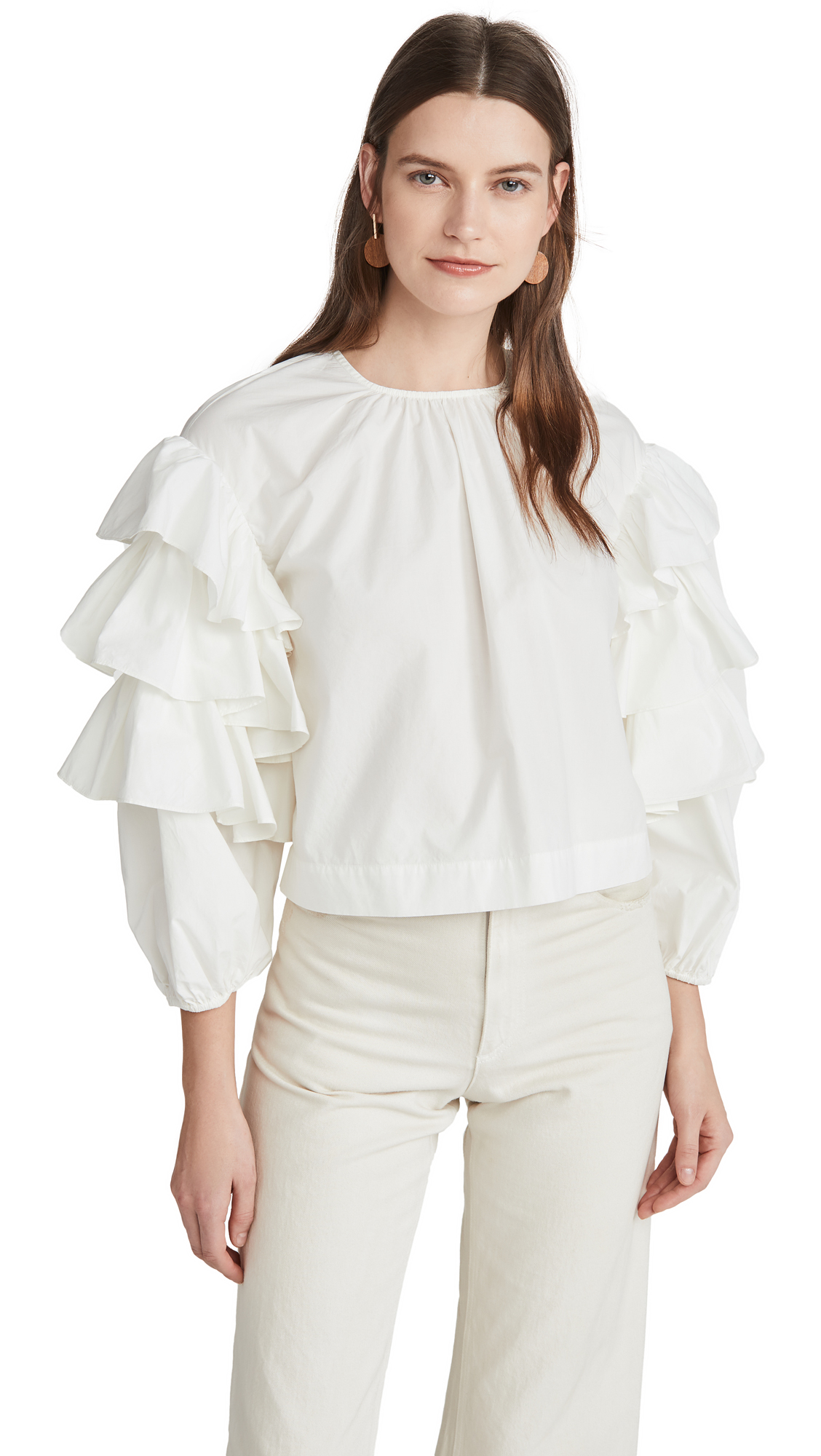 Ulla Johnson Tulia Blouse – 30% Off Sale