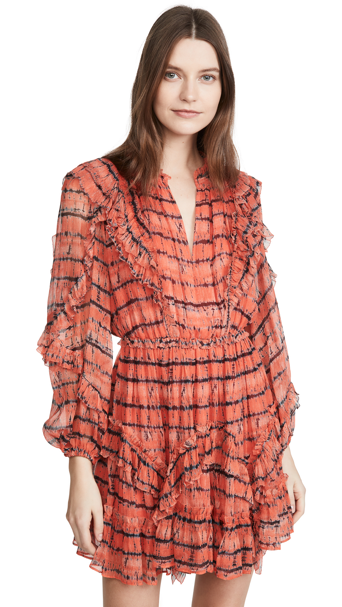 Ulla Johnson Aberdeen Silk Dress – 40% Off Sale
