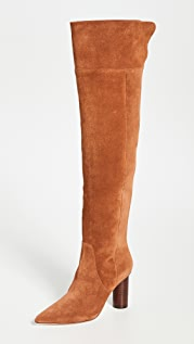Ulla Johnson Cosima Over the Knee Boots