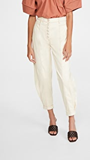 Ulla Johnson Brodie Jeans