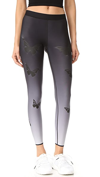 Ultracor Ultra Lux Butterfly Print Leggings