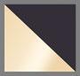 Nero/Iridescent Gold