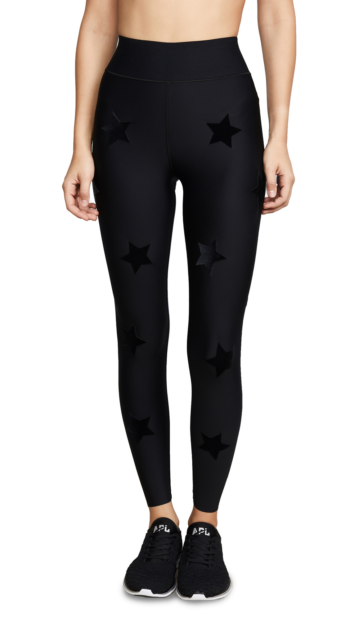 ULTRACOR ULTRA HIGH VELVET LEGGINGS