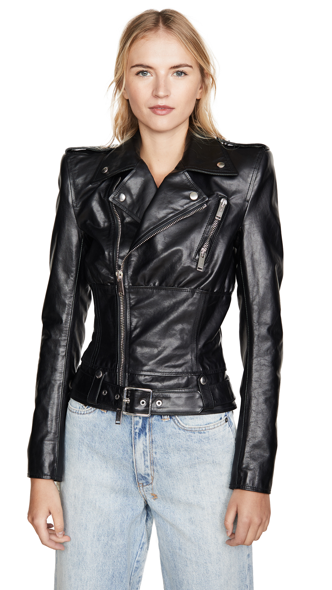 Buy Unravel Project online - photo of Unravel Project Tailored Biker Jacket