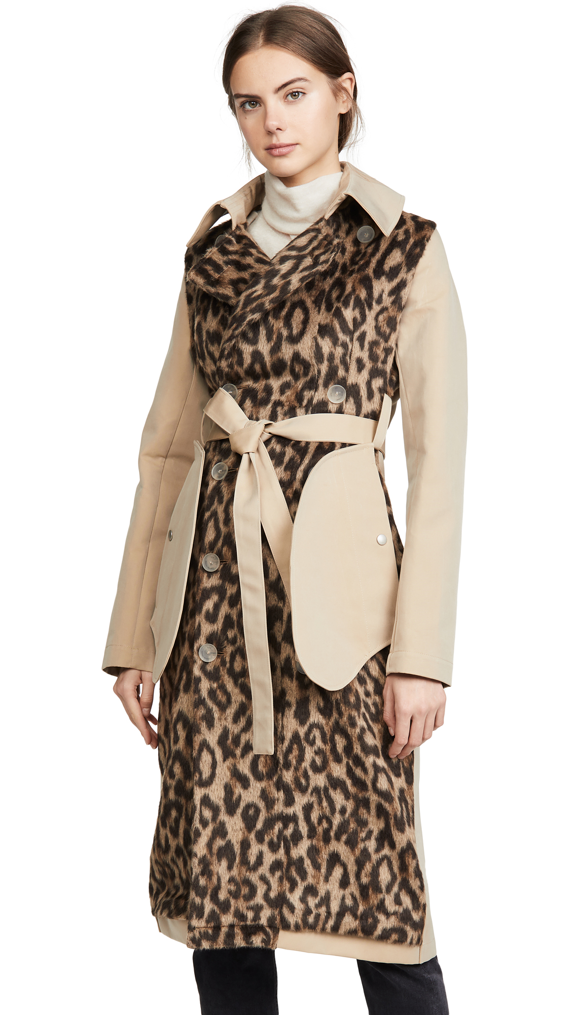 Buy Unravel Project Reverse Trench online beautiful Unravel Project Jackets, Coats, Trench Coats