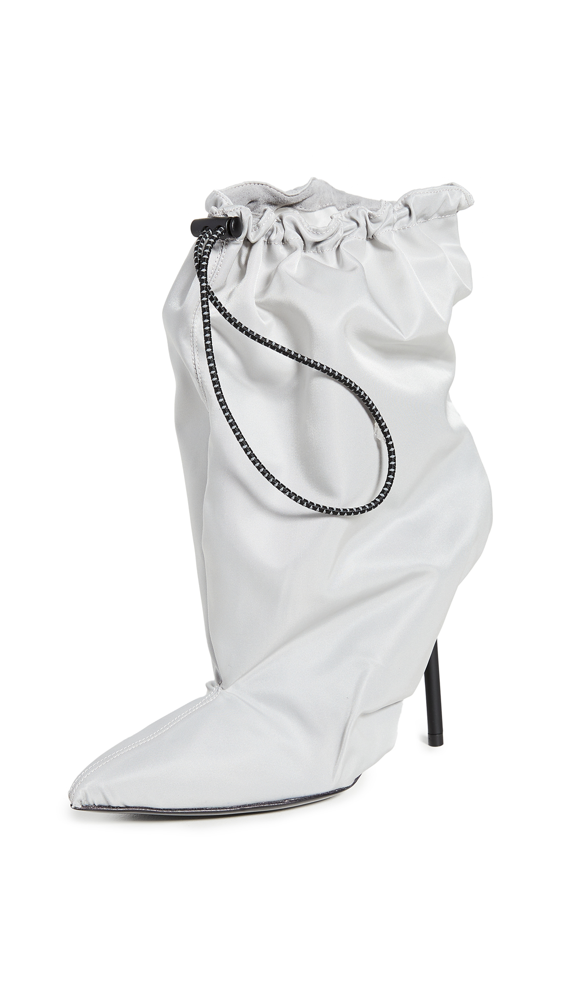 Buy Unravel Project online - photo of Unravel Project Drawstring Booties