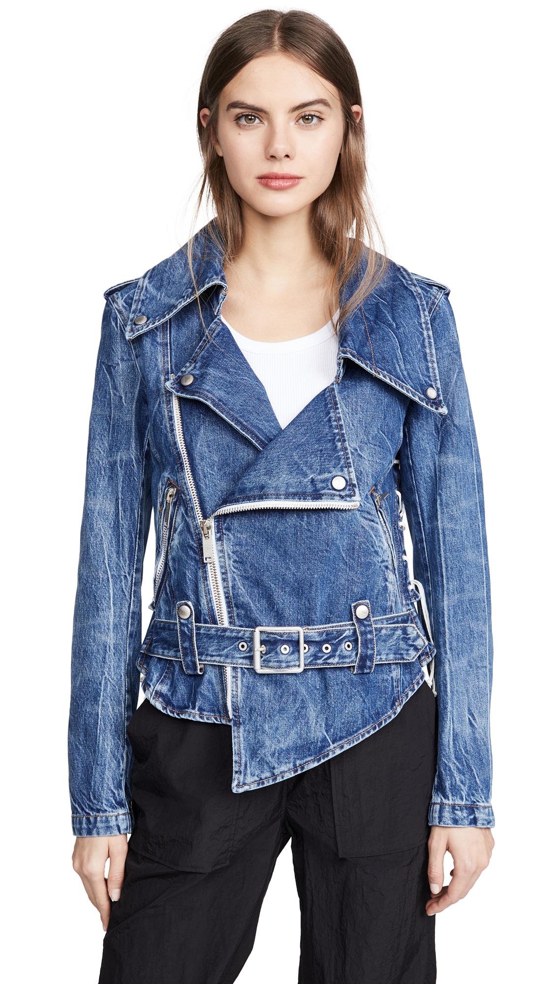 Buy Unravel Project Vinta Chaos Denim Jacket online beautiful Unravel Project Jackets, Coats, Coats