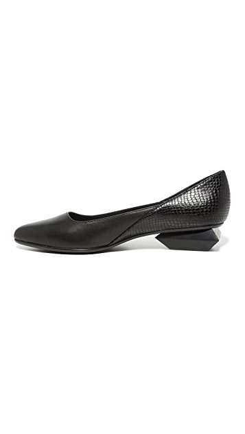 United Nude Jacky Ballet Pumps