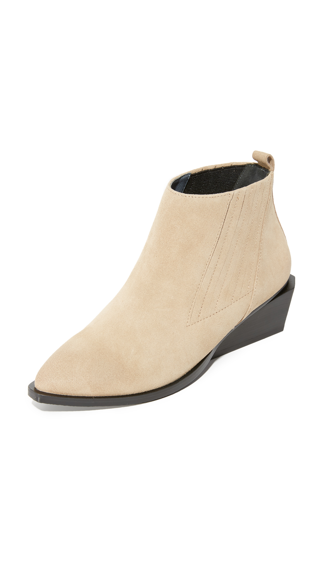United Nude West Booties - Sand
