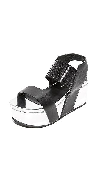 United Nude Groovy Platform Sandals